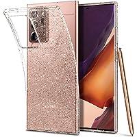 Spigen Liquid Crystal GLITTER designed for Samsung Galaxy Note 20 Ultra 5G / Note 20 ULTRA case/cover - Crystal Quartz