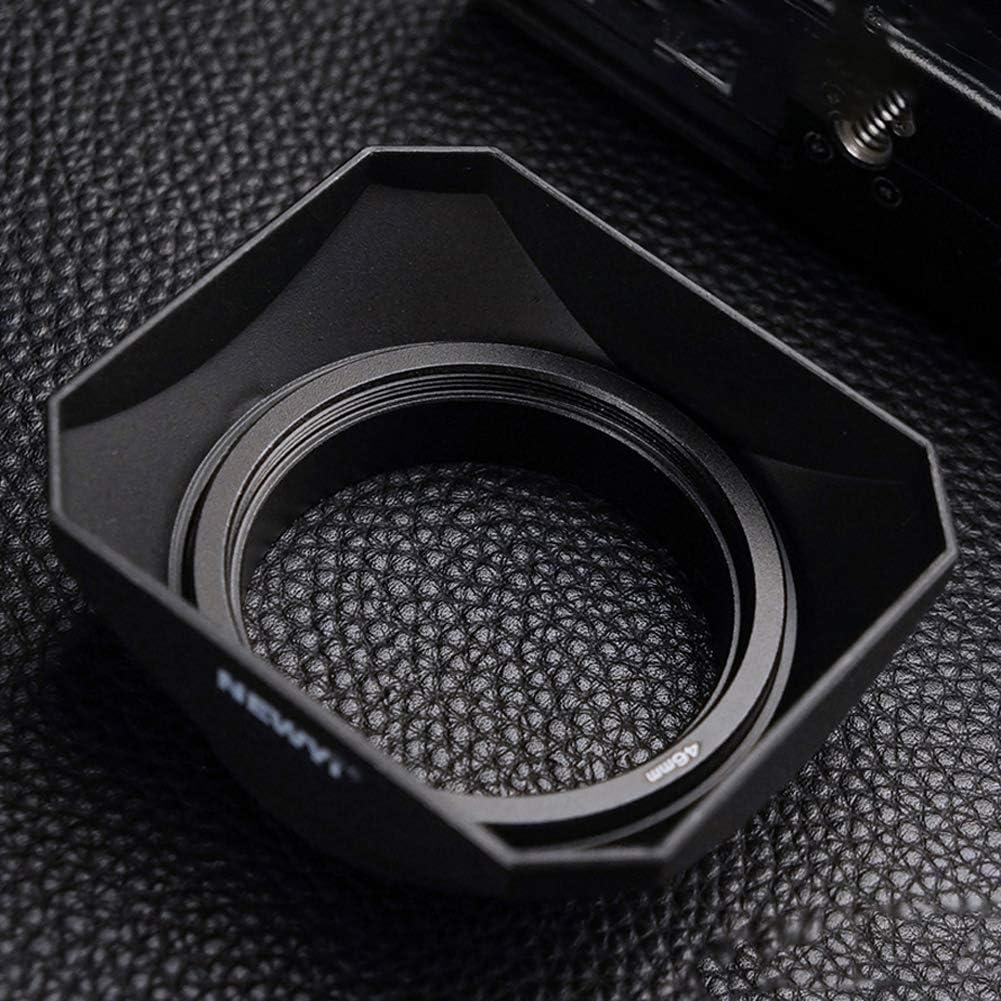 43mm 52mm 46mm 55mm Practical Lens Hood Retro Style Camera Lens Hood Photo Lens Hood Camera Accessories 37mm 40.5mm 58mm 49mm 39mm