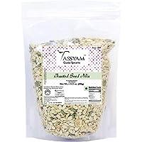 Tassyam Toasted Seed Mix 400g | Roasted Pumpkin, Watermelon and Muskmelon Seeds