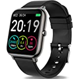 Smart Watch, Fitness Tracker with 1.4inch Full Touch Screen, Smartwatch for Men Women Sleep Monitor Step/Calorie Counter Acti
