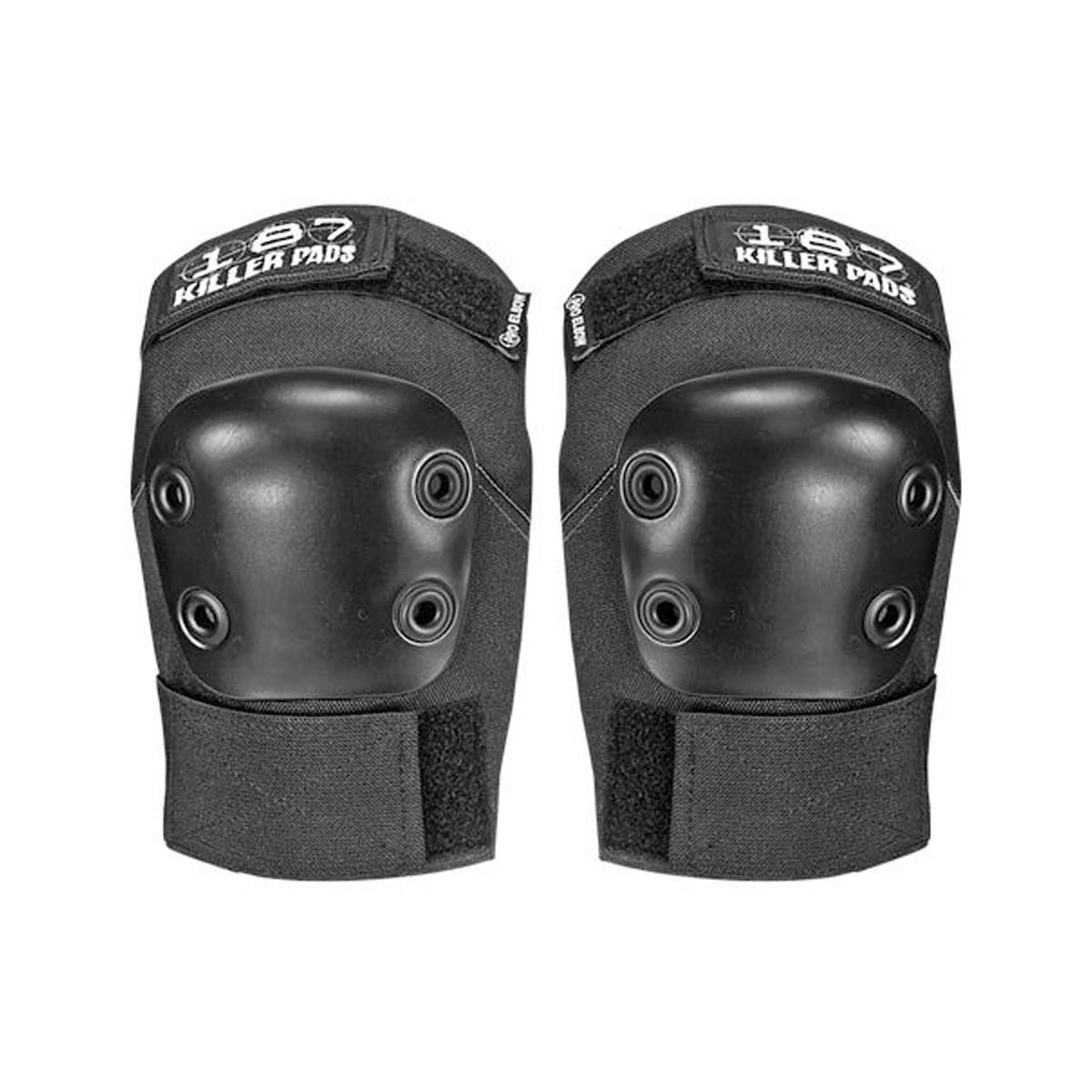 187 Killer Pads Pro Elbow Pads - Black - X-Small
