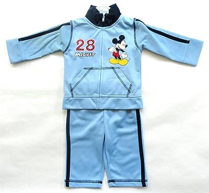 f89950d941e30 Disney Survêtement Bébé Garçon Mickey Bleu-Ciel (18 Mois)  Amazon.fr ...