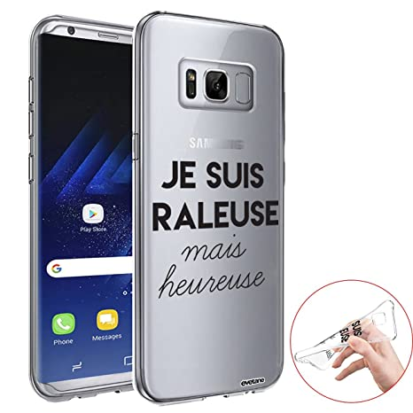 coque intergrale galaxy s8