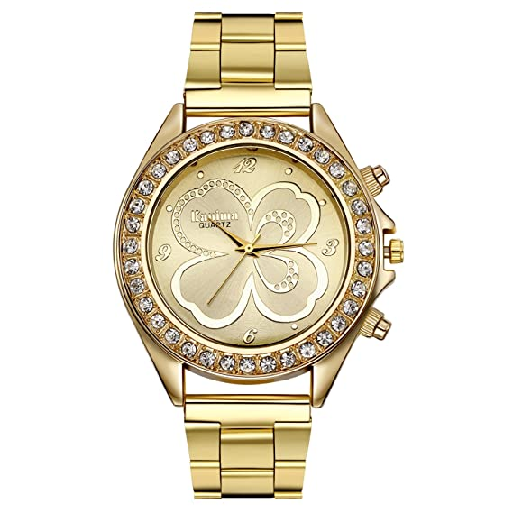 Mujer Pulsera Relojes Mode Reloj Quartz Para El uso diario