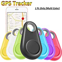 Stylo Shope GPS Tracker Smart Key Finder Locator with Bluetooth for Kids Boys Girls Pets Keys Wallet Keychain Car Dog Cat Child Bag Phone Alarm Anti Lost Selfie Shutter Wireless Seeker Birthday For All Smartphone,All Tablets