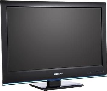 Orion TV22LB800 - Televisor LCD (Full HD, Analógico y Digital, Negro, 16:9, 1920 x 1080 (HD 1080), Mega Contrast): Amazon.es: Electrónica