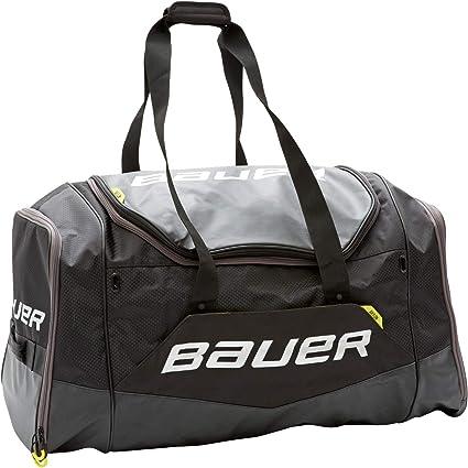 Bauer S19 Elite Sac de Hockey sur Glace Noir: