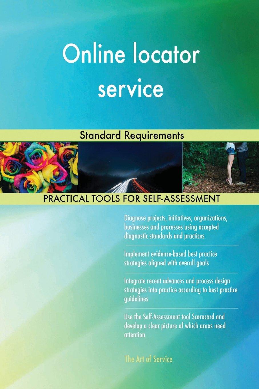 Read Online Online locator service: Standard Requirements pdf epub