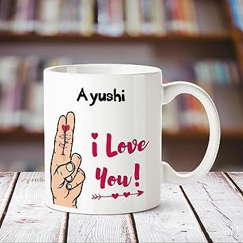 i love you ayushi