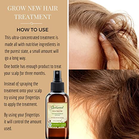 Amazon grow new hair treatment the best way to encourage amazon grow new hair treatment the best way to encourage hair to grow faster longer and fuller with less breakage hair regrowth treatments urmus Choice Image