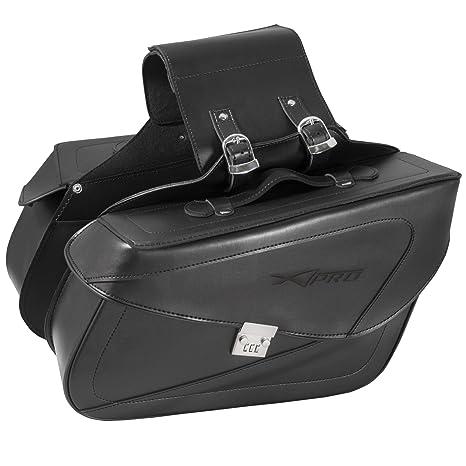 Amazon.com: A-pro - Bolsas de sillín para moto, moto ...