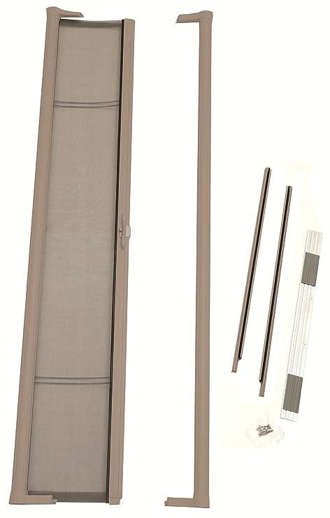 Brisa retráctil Protector de puerta acabado: arena: Amazon.es: Bricolaje y herramientas