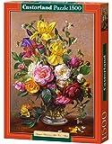 Puzzle 1500 pièces - Albert Williams : Fleurs d'été