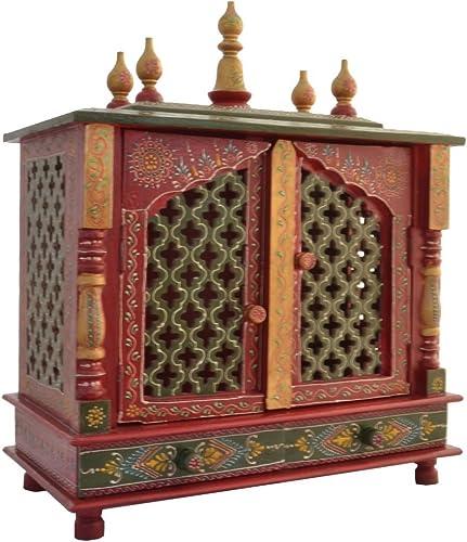 Wooden Temple/Home Temple/Pooja Mandir/Pooja Mandap/Temple
