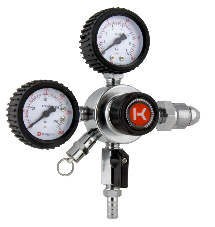 Kegco HL-62N Nitrogen Regulator 1 Product