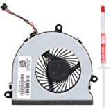 S-Union Replacement CPU Cooling Fan for HP 15-AC 15-AY 15-AC020nr 15-ac150ds 15-ac151dx 15-ac148ds 15-ac158nr 15-ac159ur 15-a