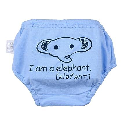 luerme bebé recién nacido algodón lavable y reutilizable Pañal Pañales de bebé, diseño de Stitch
