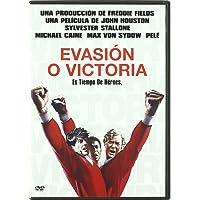Evasión o victoria