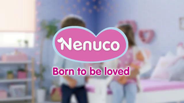 Amazon.es: Nenuco Sara - Muñeca Bebé cuidados 11 funciones (Famosa ...