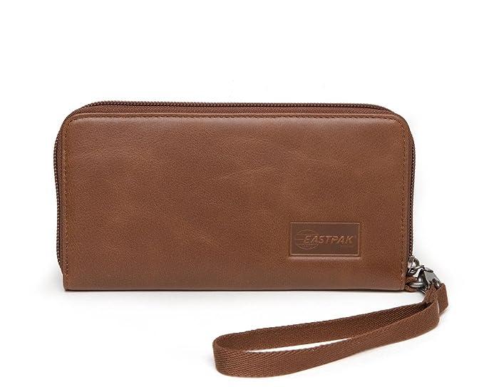 Eastpak Compañero kai single Brownie Leather: Amazon.es ...