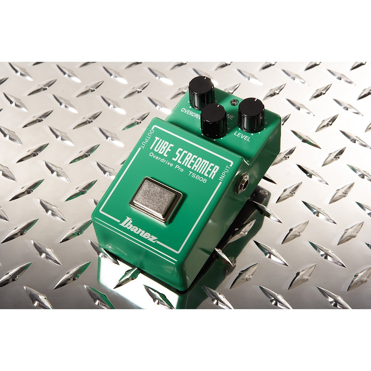 Ibanez Ts808dx Tube Screamer Booster Overdrive Pedal Ts808 Wiring Diagram Musical Instruments