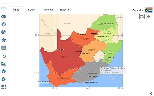 Atlas mundial y mapamundi MxGeo Free: Amazon.es: Appstore para Android