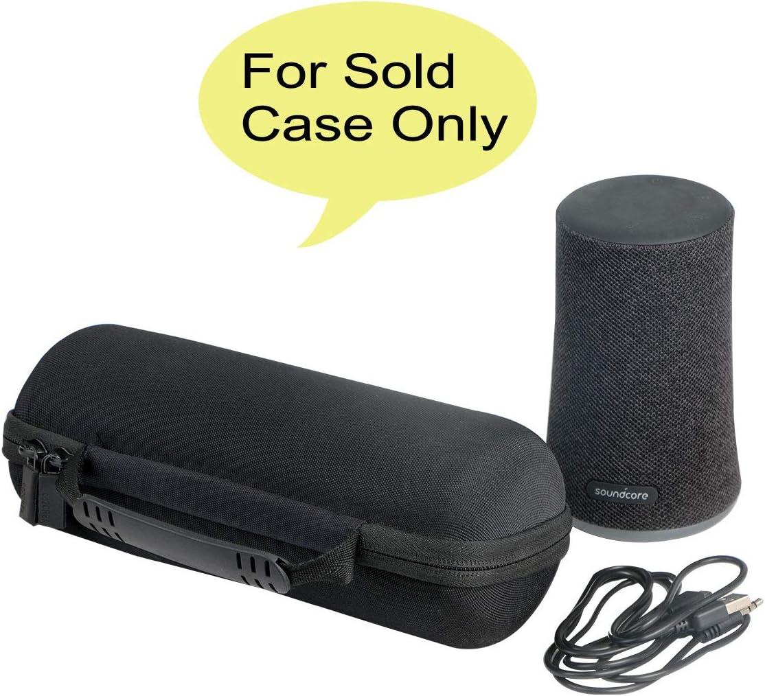co2crea Hard Travel Case for Anker Soundcore Flare Mini Bluetooth Speaker