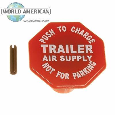 World American WA290655 Knob & Pin: Automotive