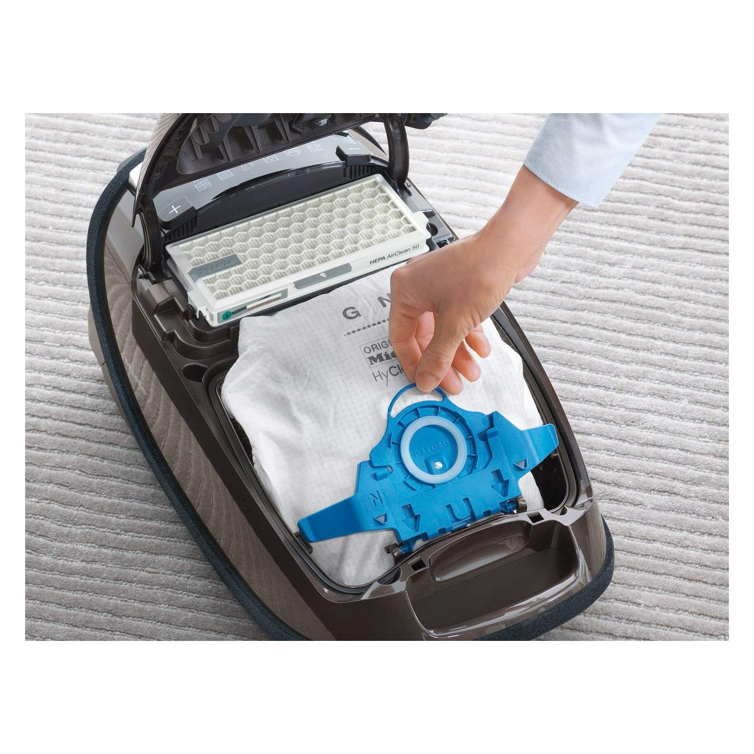 Complete C3 Total Solution Bagged Vacuum Cleaner