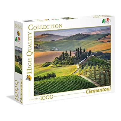 Puzzle Collection Tuscany 1000: Toys & Games