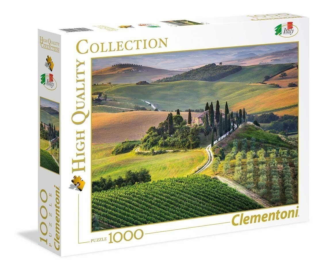 Puzzle Collection Tuscany 1000