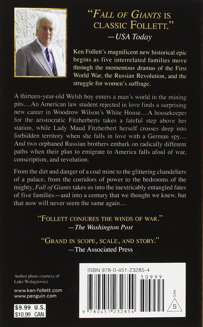 Ken Follett Winter Of The World Pdf