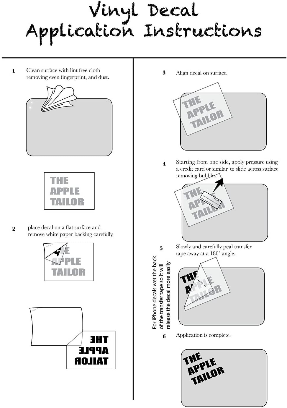 HVD-Giving Tree Decal Vinyl Macbook Laptop Decal Sticker