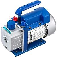 VEVOR 220 V undertryckspump vakuumutrustning pump 3 CFM vakuumpump undertryckpump 1720 RPM Refrigerant Vacuum pump