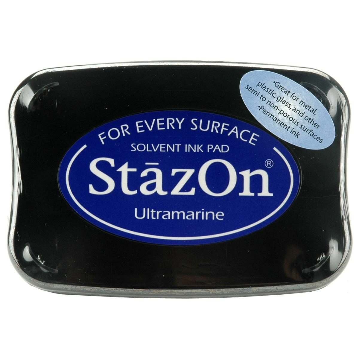 StazOn Color Ink Pad Color Ultramarine