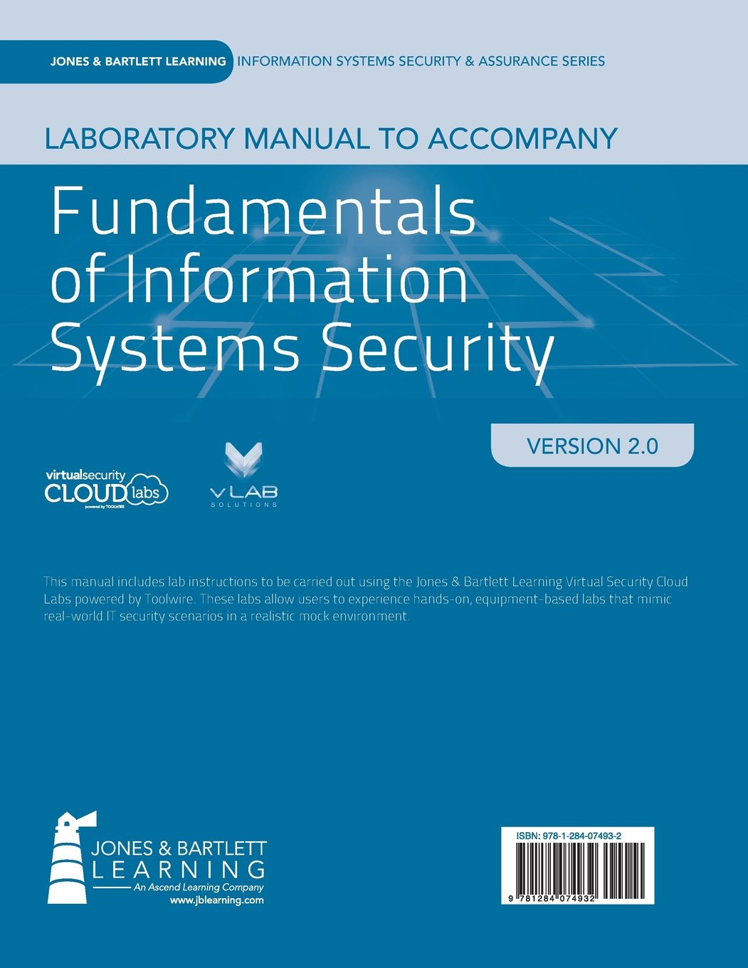 buy fundamentals of information systems security lab manual book rh amazon in Antibodies a Laboratory Manual Instruction Manual