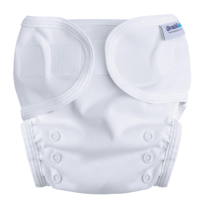 Bambinex 031846WH Mutandina di Protezione, Bianco, Taglia Unica