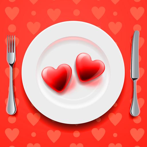 Romantic Dinner Invitations