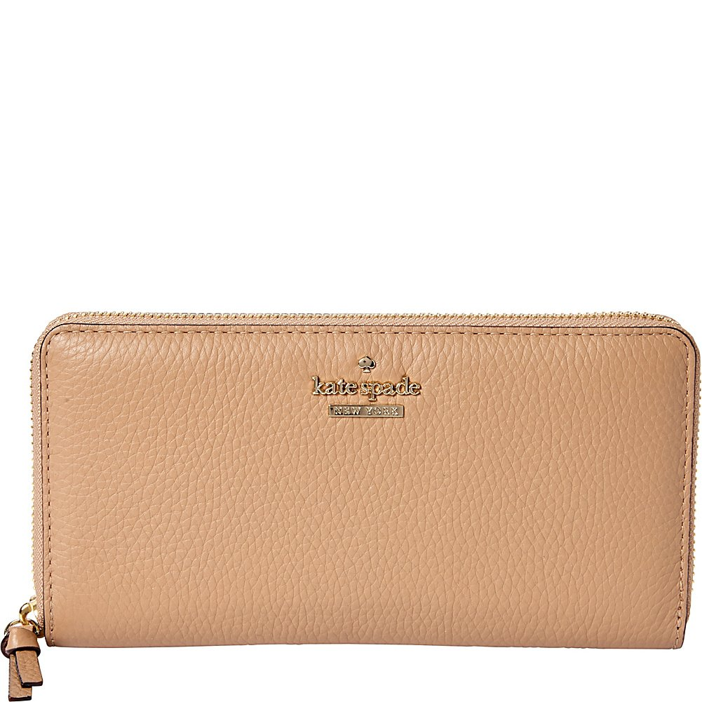 Kate Spade Jackson Street Lacey Zip Around Wallet Hazel