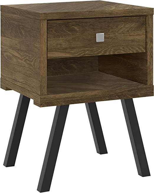 Amazon.com: The Urban Port 25 Inch Wooden End Side Table