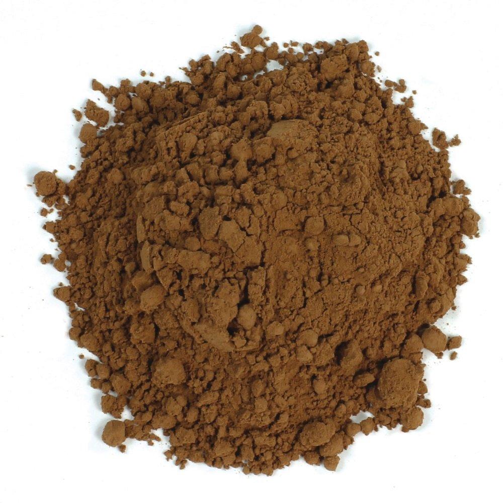 Frontier Co-op Organic, Fair Trade Certified Cocoa Powder, 1 Pound Bulk Bag