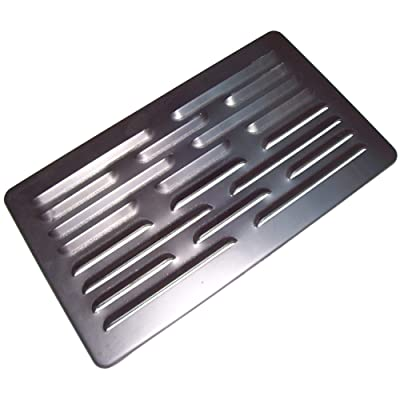 "Contemporary Home Living 17"" Steel Heat Plate for Grand Cafe and Grand Hall : Garden & Outdoor"