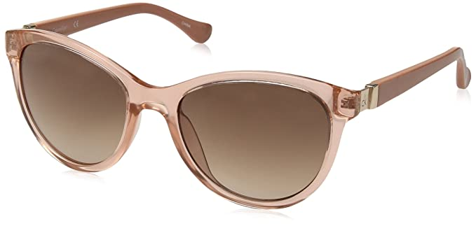 dc35390eb7 Image Unavailable. Image not available for. Color  Calvin Klein Women s  Ck3189s Cateye Sunglasses ...