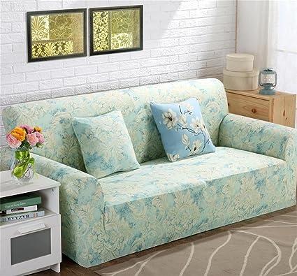 Amazon.com: XH@G Knitting Sofa Cover Sofa Slipcover Single ...