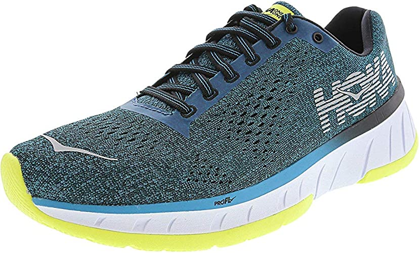 Cavu Ankle High Mesh Running Shoe