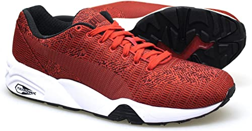 puma chaussures hommes rouge