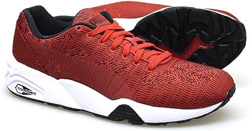 puma sneaker uomo rosse