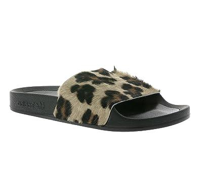 adidas Originals Adilette Premium Schuhe Damen Badelatschen Slipper ...