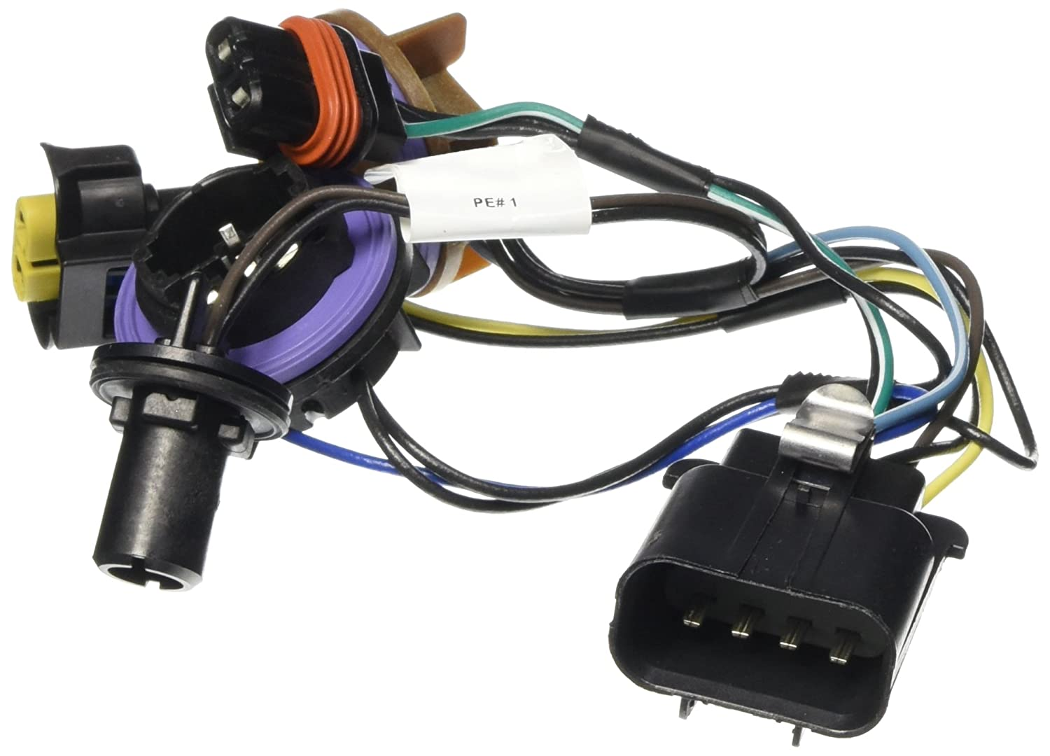 Headlight Wire Harness | Wiring Diagram on