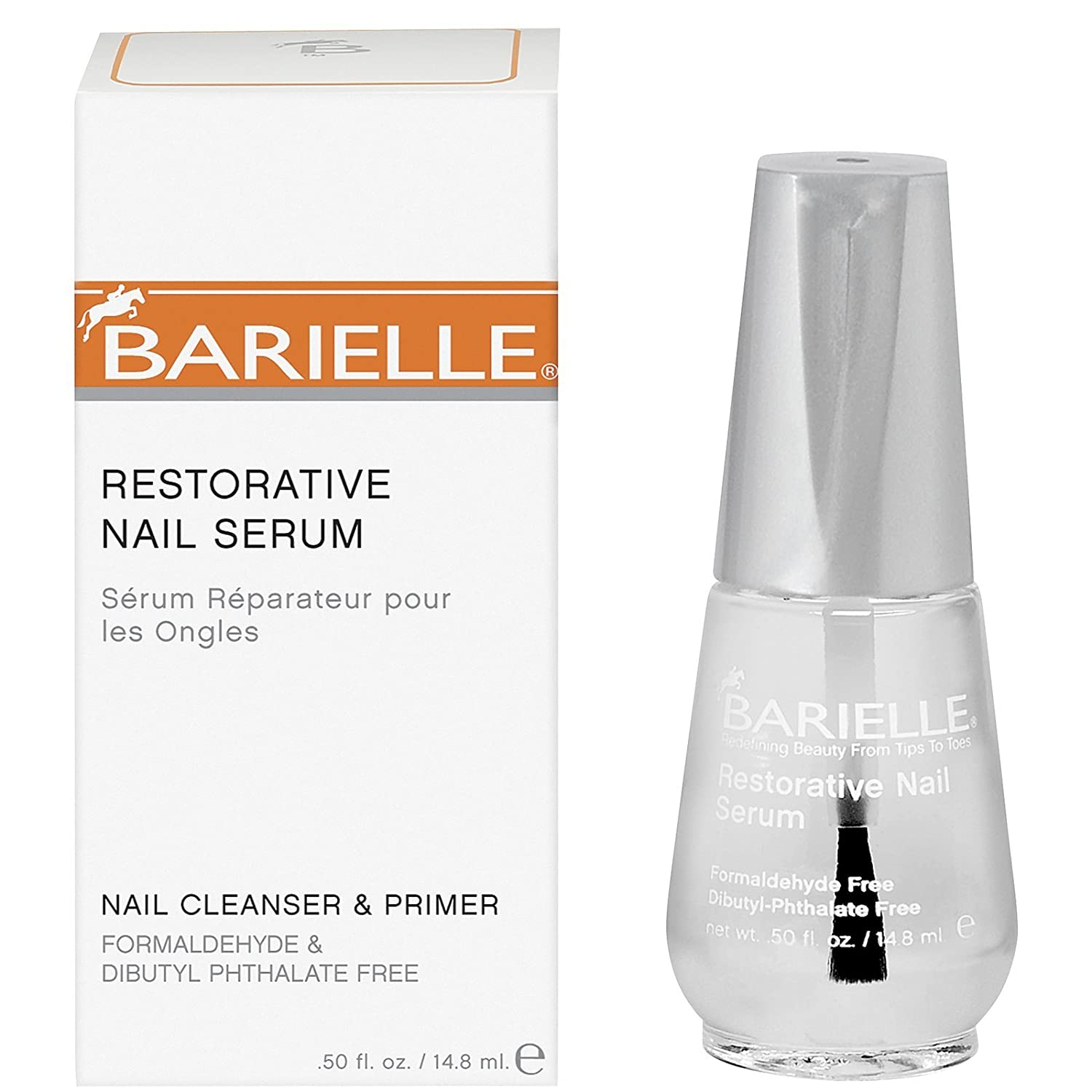 Barielle Restorative Nail Serum 0.5 Fluid Ounces